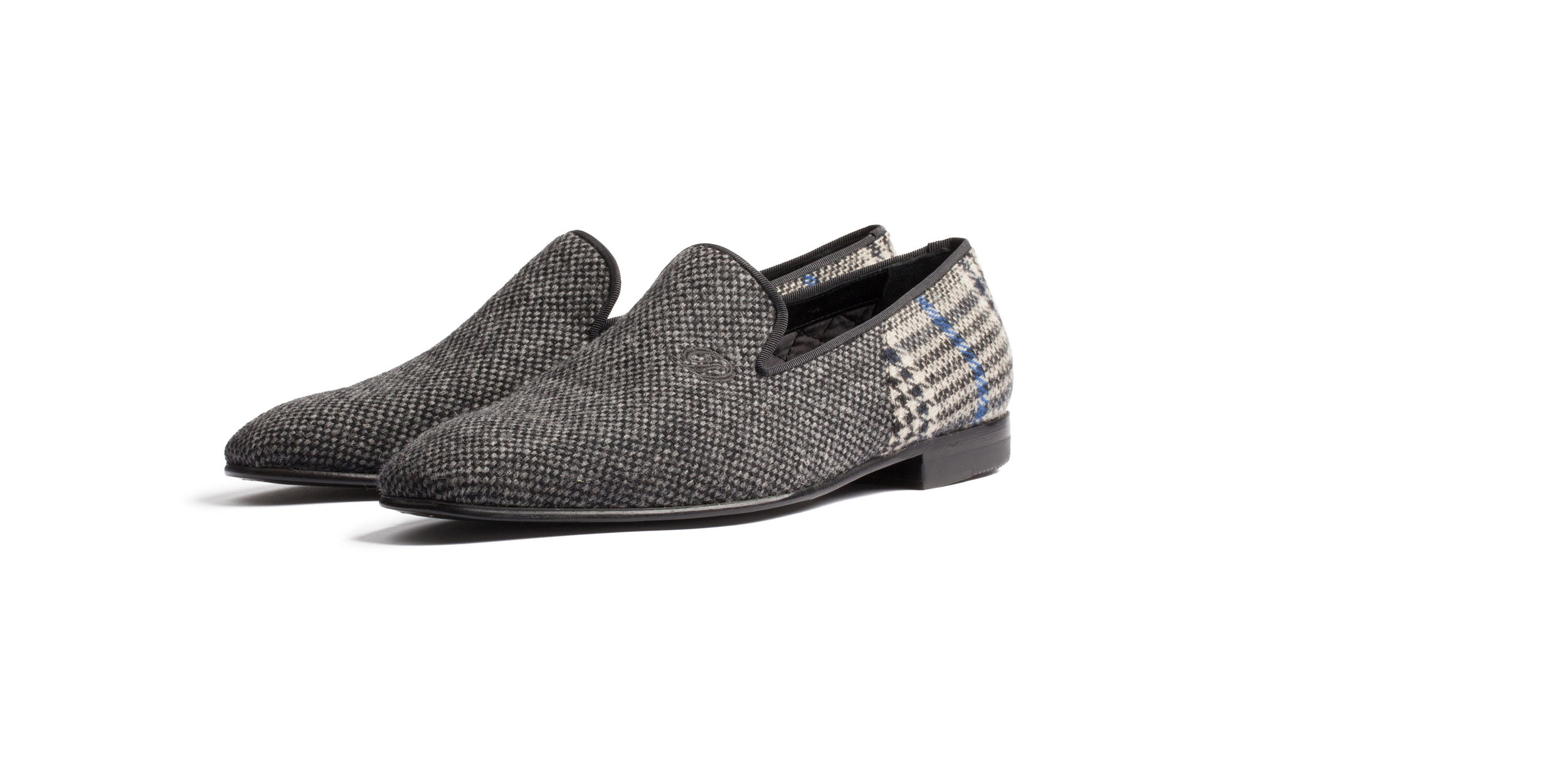 Donhall & Bell Slipper Shoes