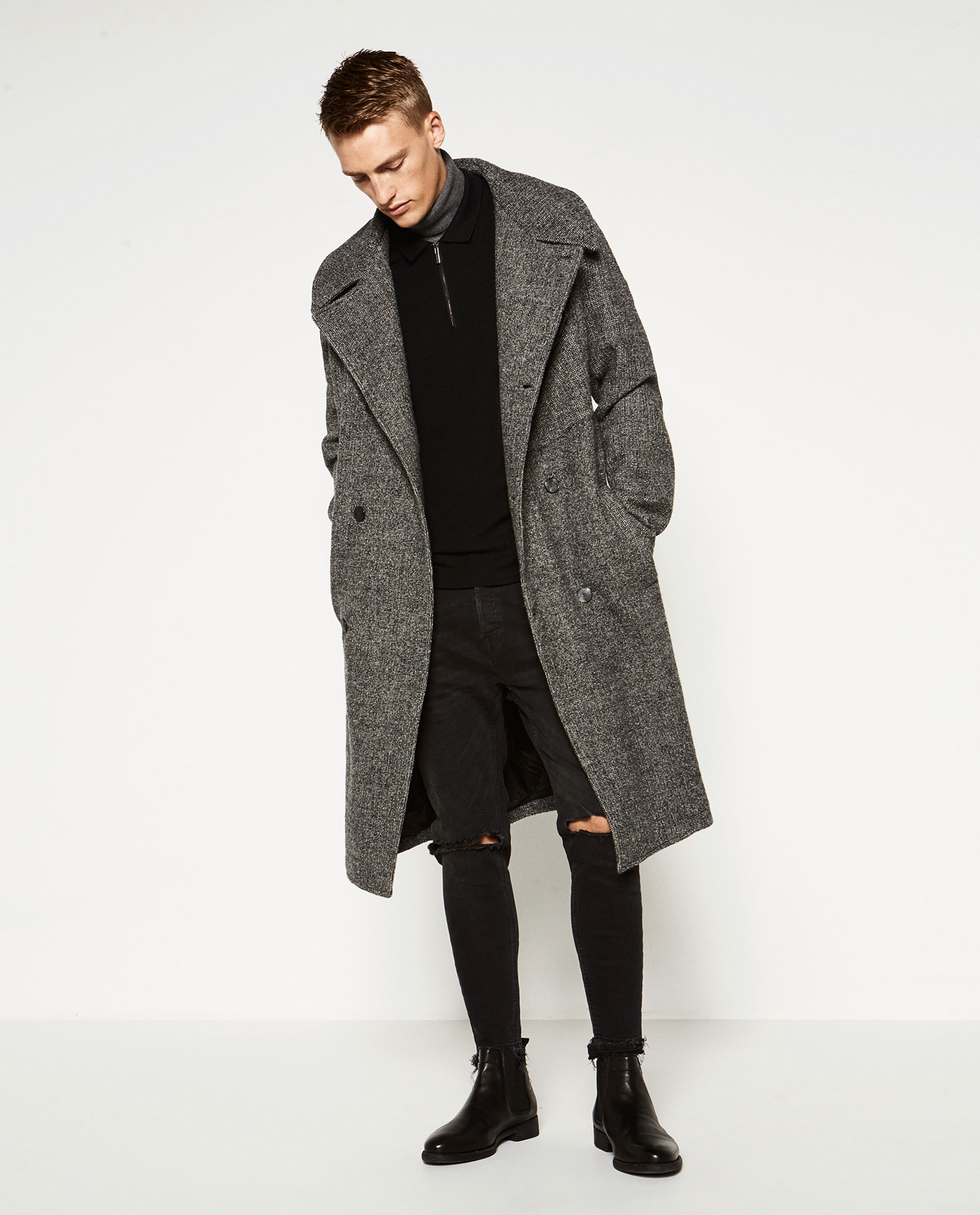 Zara Overcoats