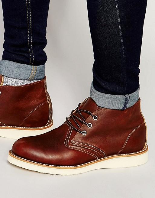 Desert Chukka Boots