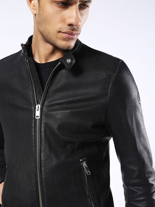 Diesel Leather Jackets