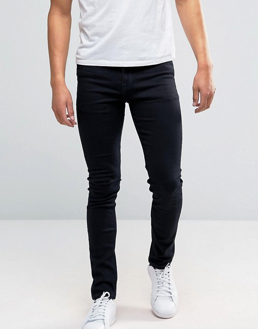 ASOS Navy Skinny Jeans