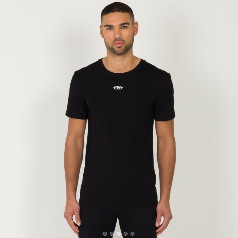 CEO T-SHIRT - BLACK