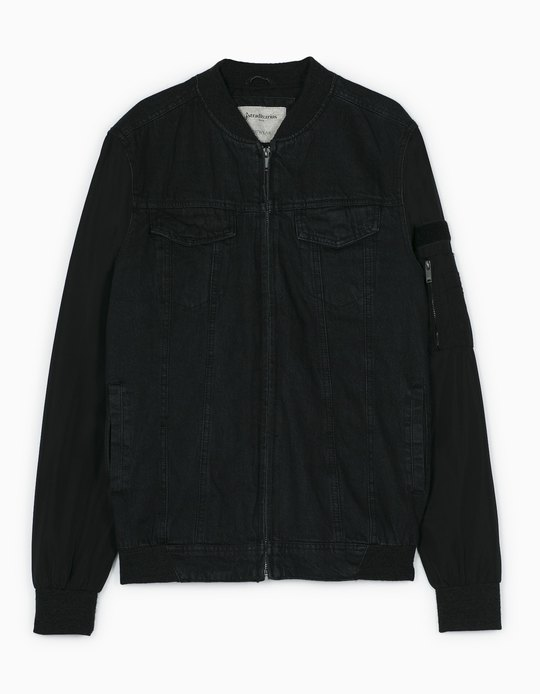 COMBINED BOMBER JACKET