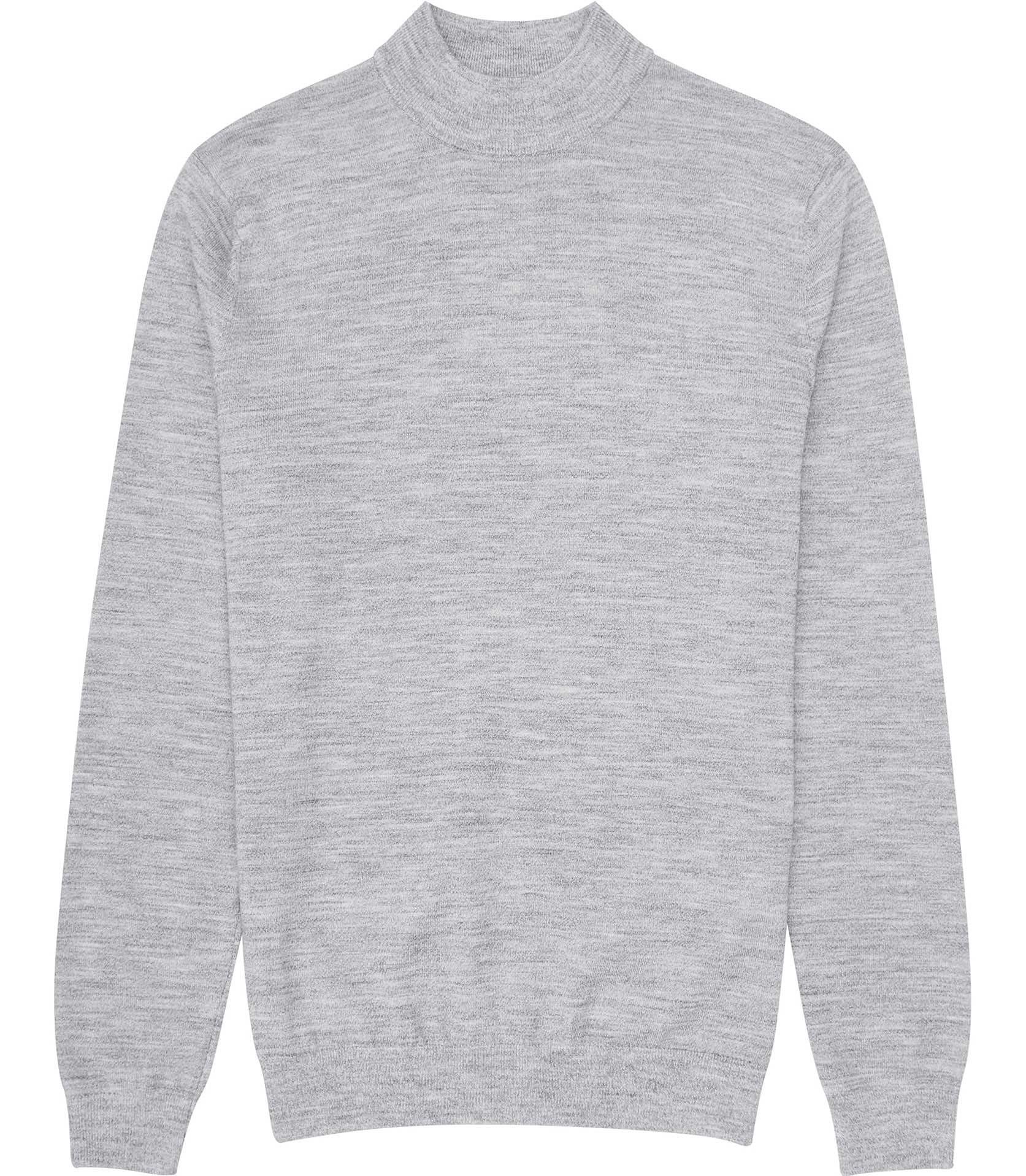 Reiss Grey Knitwear