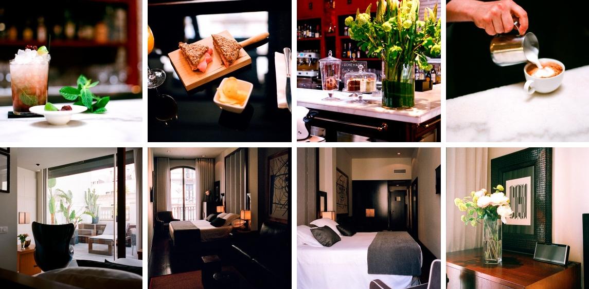Photos by Pulitzer Hotel