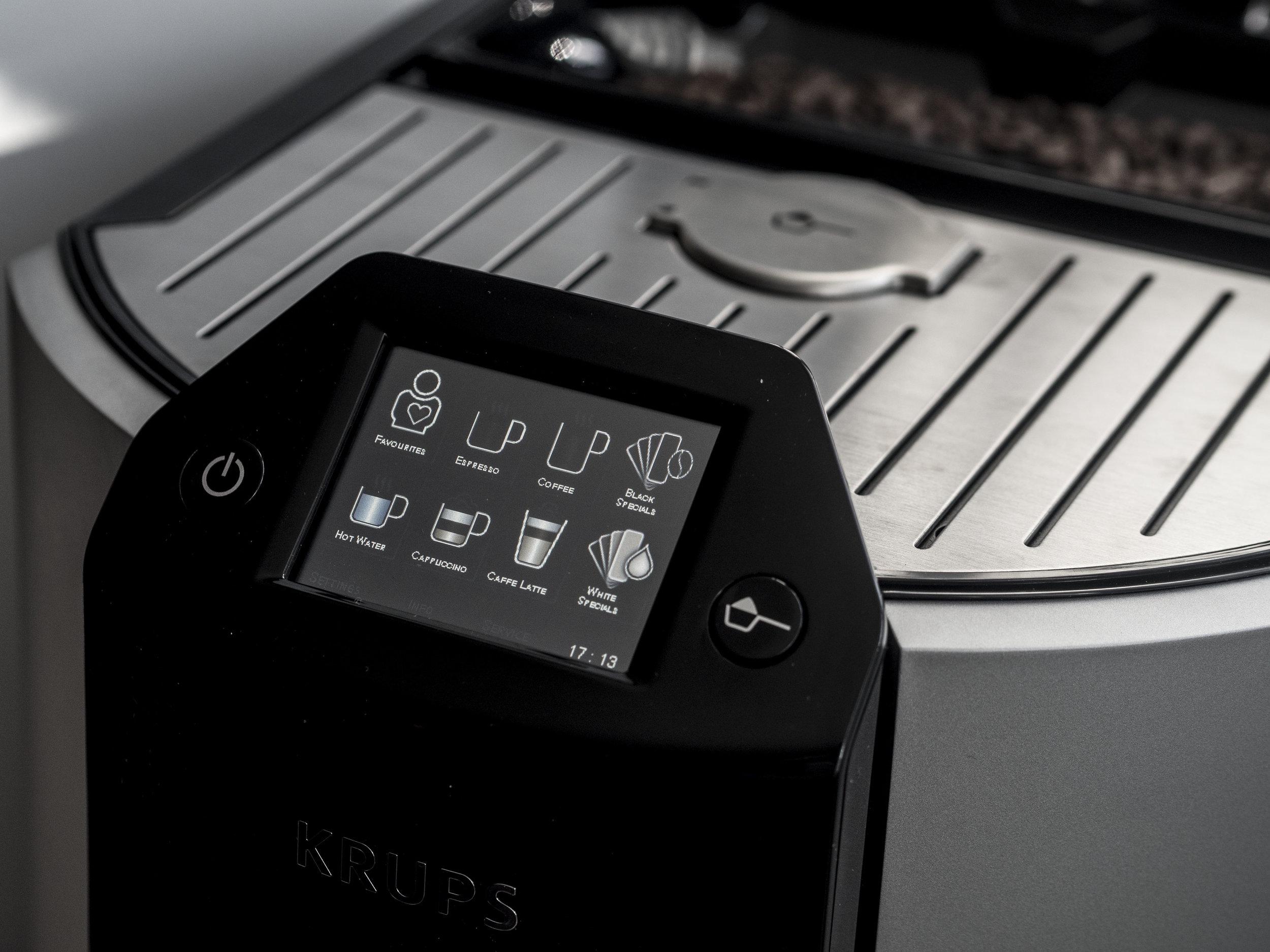 KRUPS EA9000 Series Coffee Machine