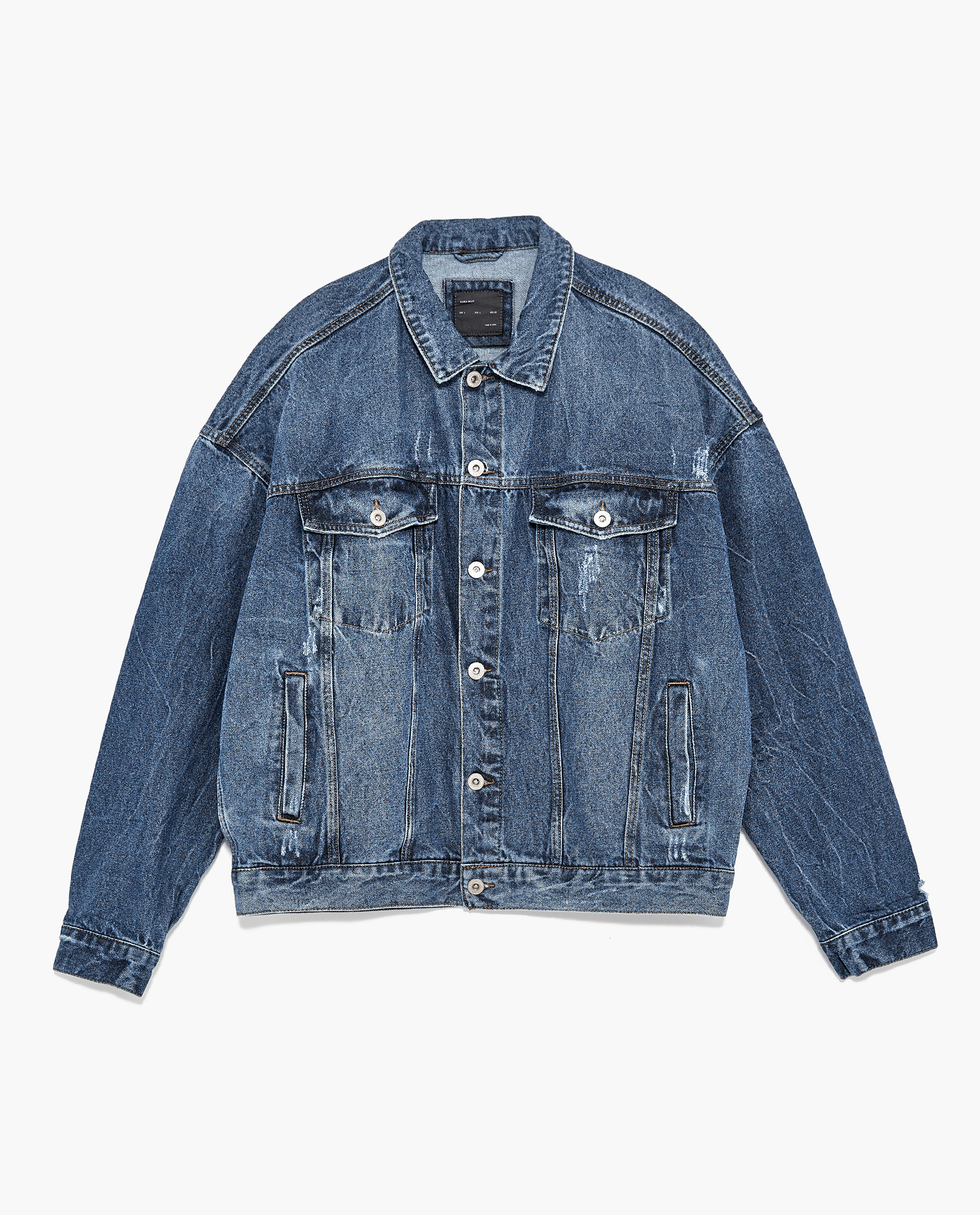 Zara Denim Jacket
