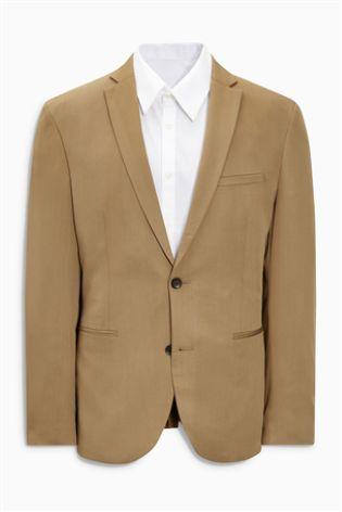 NEXT Tan Suit Jacket