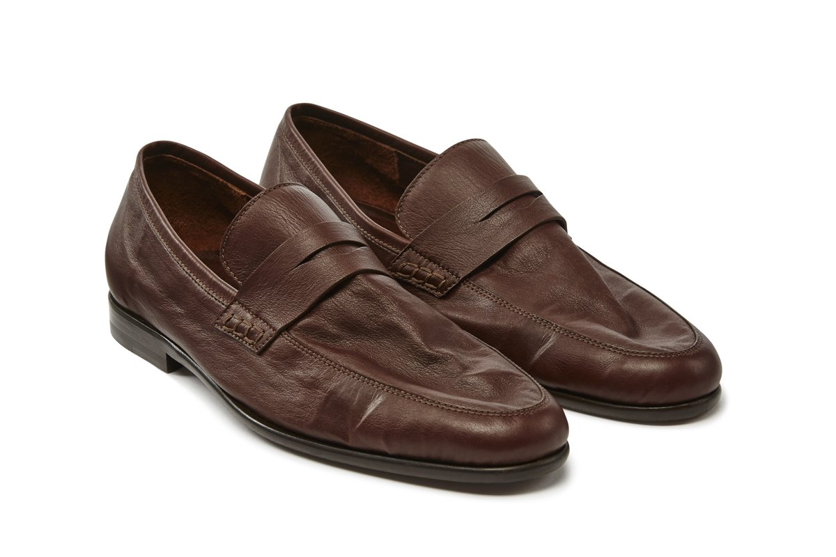 Brown Summer Smart Shoes
