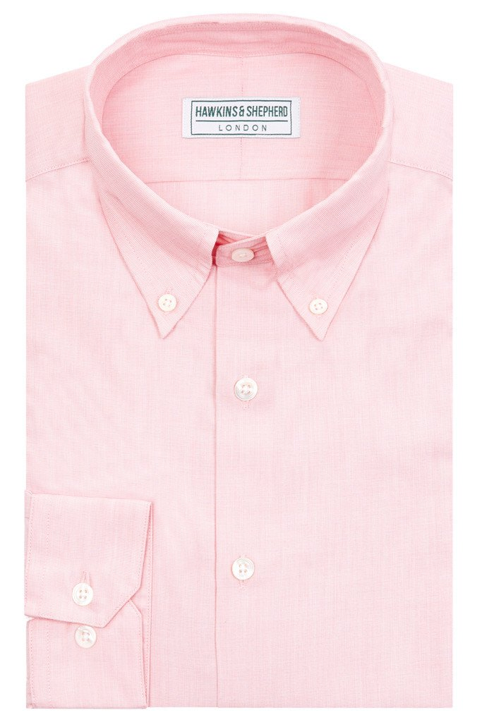 Pink Button-Down