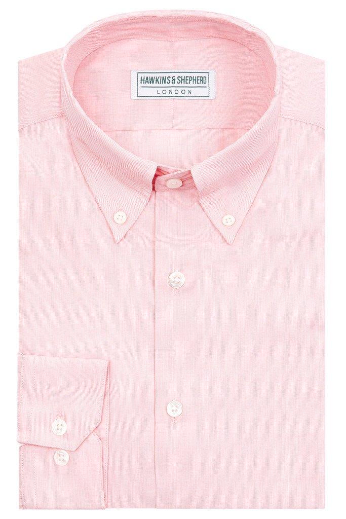 Pink Button-Down