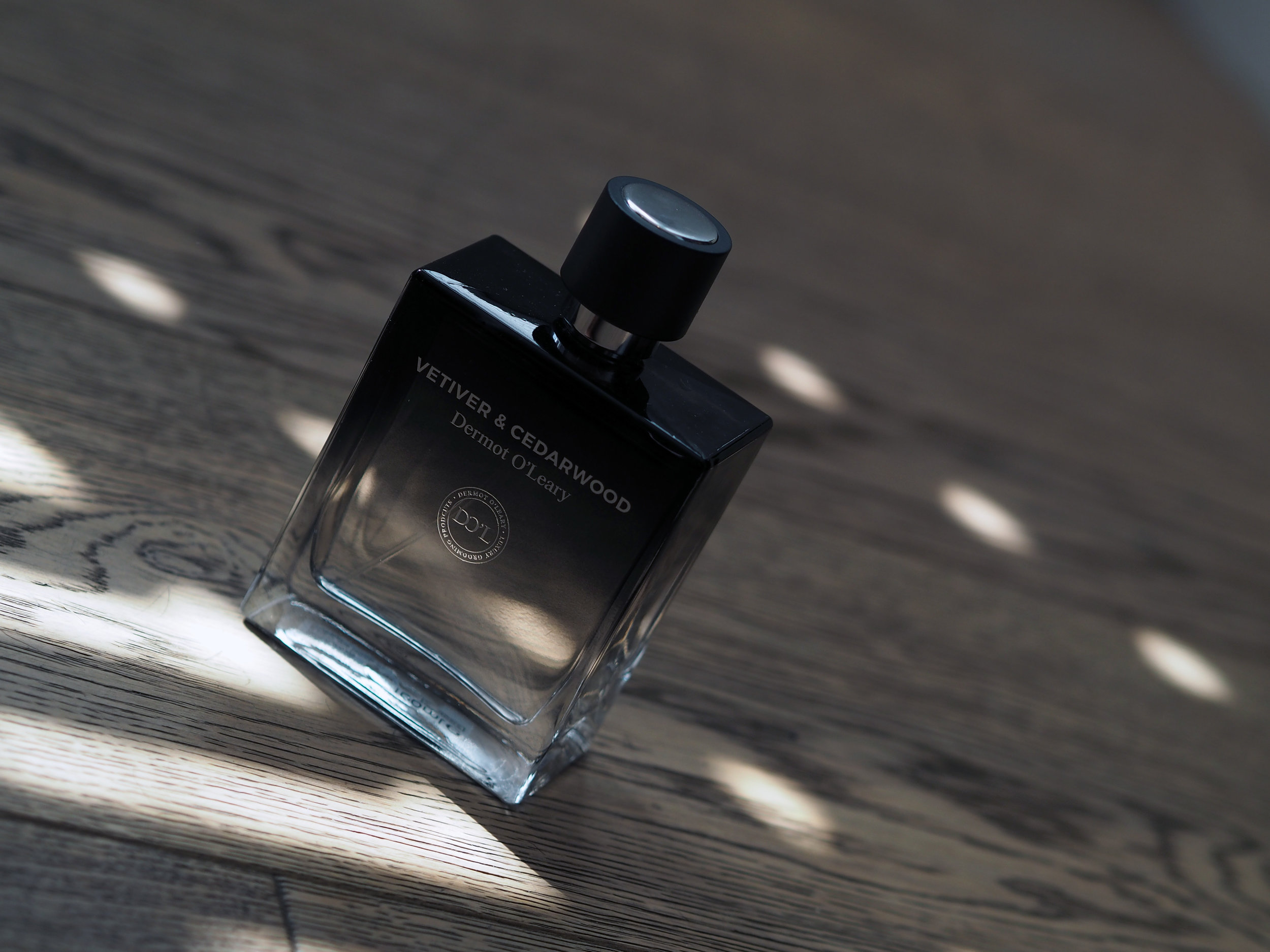 Dermot O'Leary Vetiver & Cedarwood
