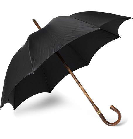 Kingsman x Swaine Adeney Brigg Chestnut Wood-Handle Umbrella