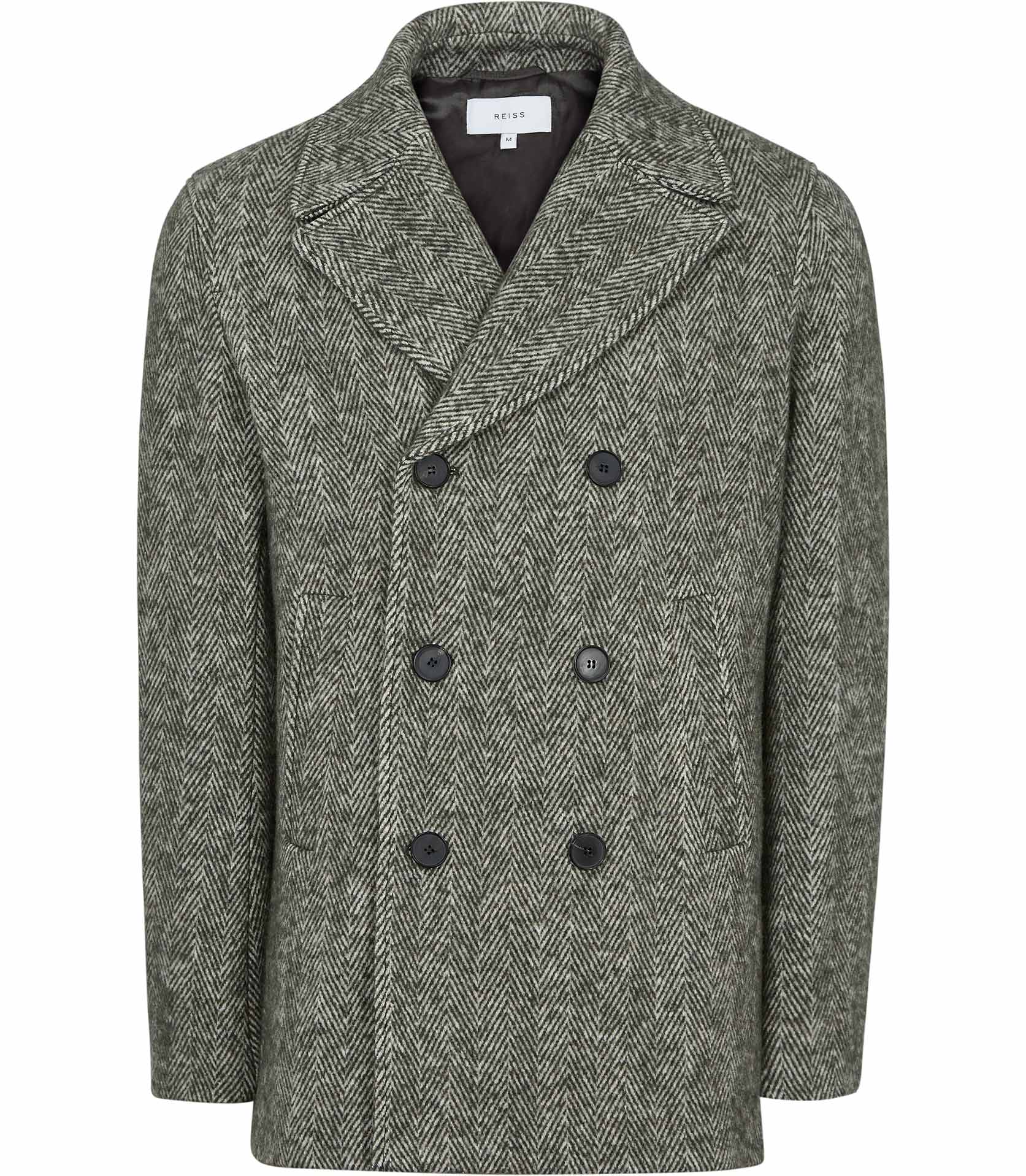 Reiss Overcoat
