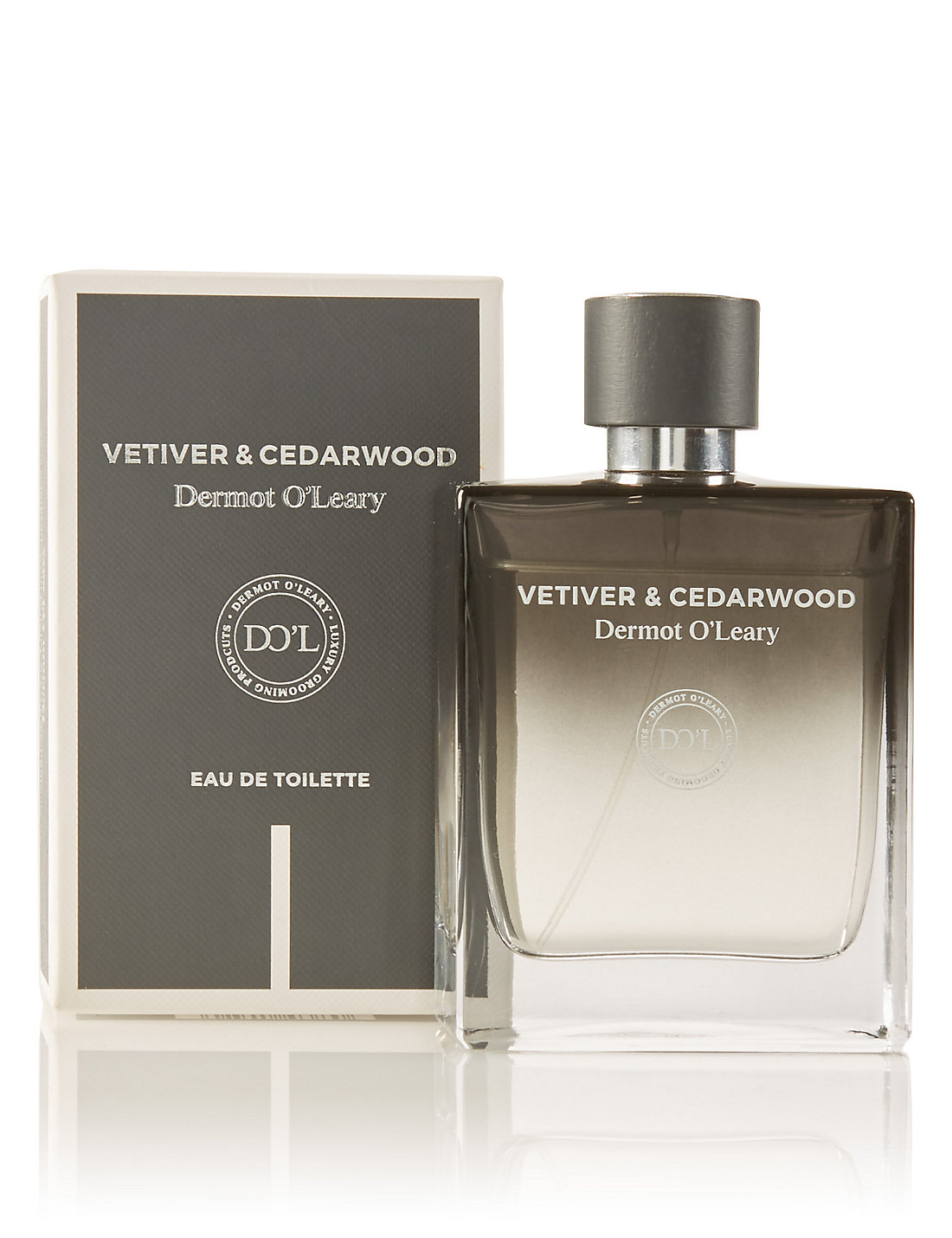 DERMOT O'LEARY Vetiver Eau de Toilette 100ml