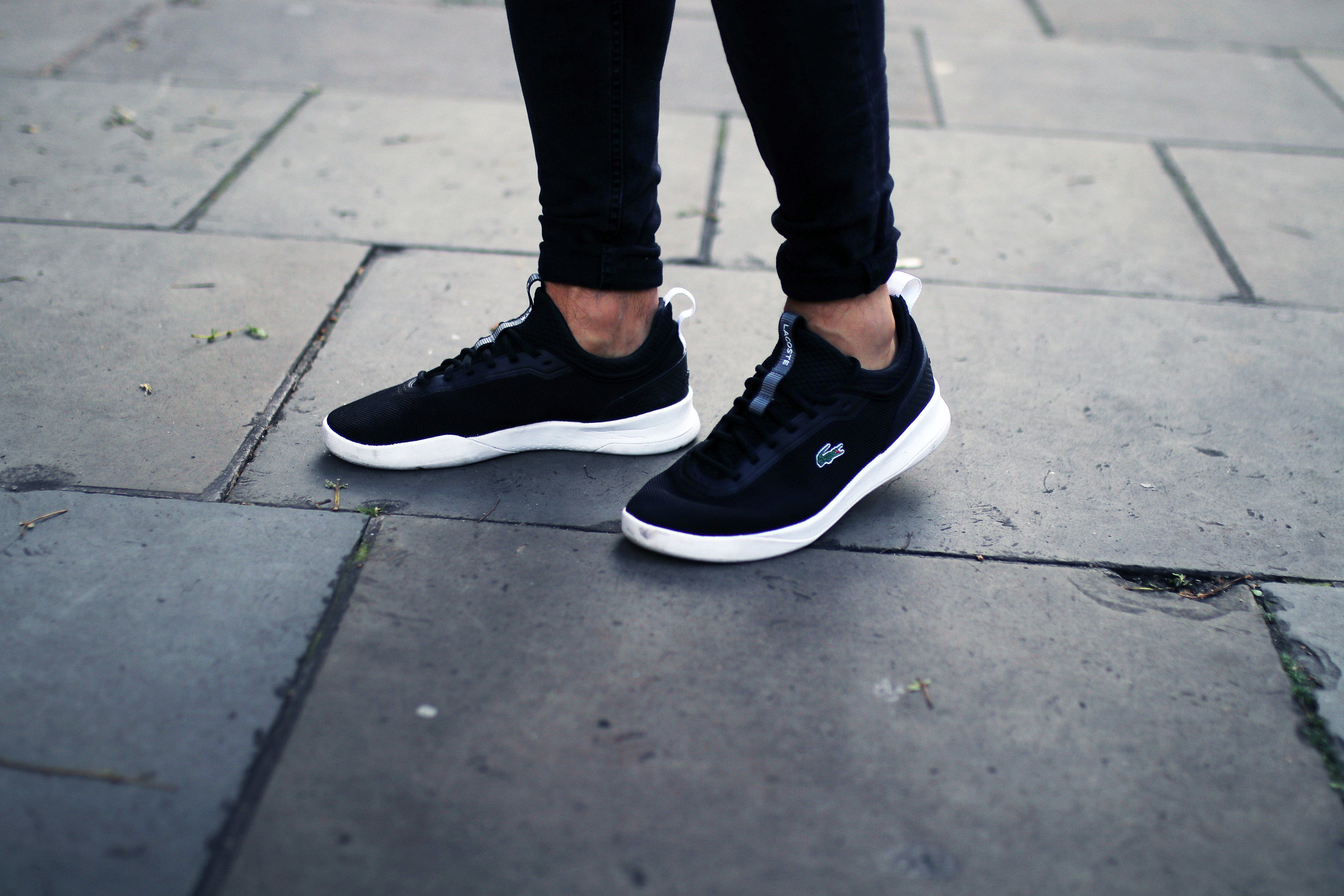 LT SPIRIT 2.0 TEXTILE TRAINERS BY