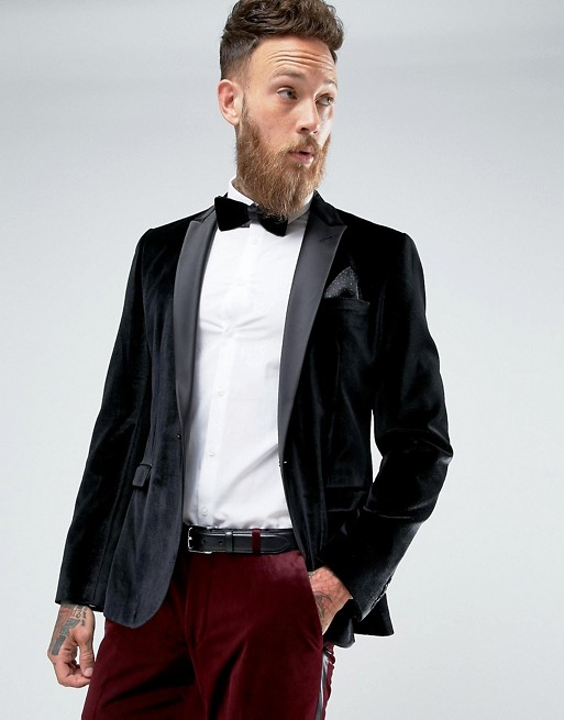 ASOS Velvet Dinner Jacket.jpeg