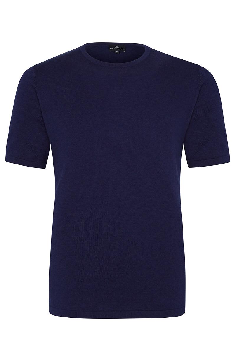 MrQuintessential Navy T-Shirt