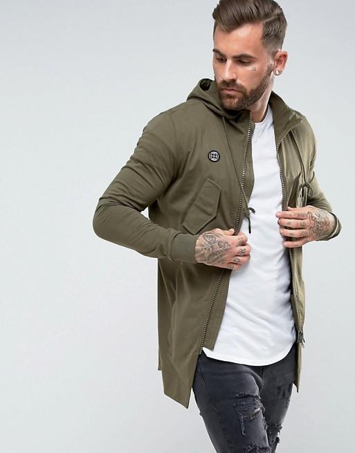 ASOS Parka Jacket