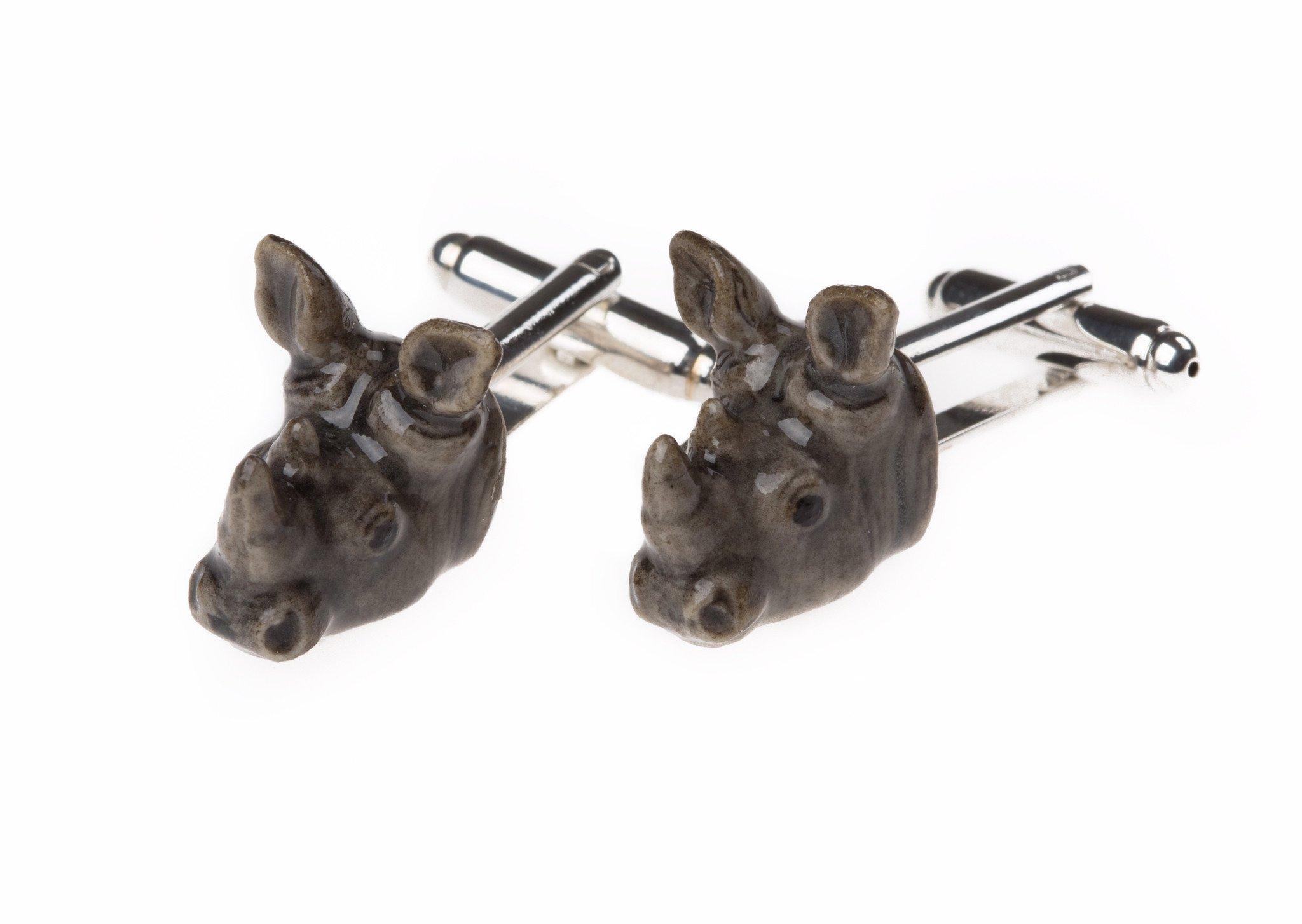 Rhino Cufflinks £35