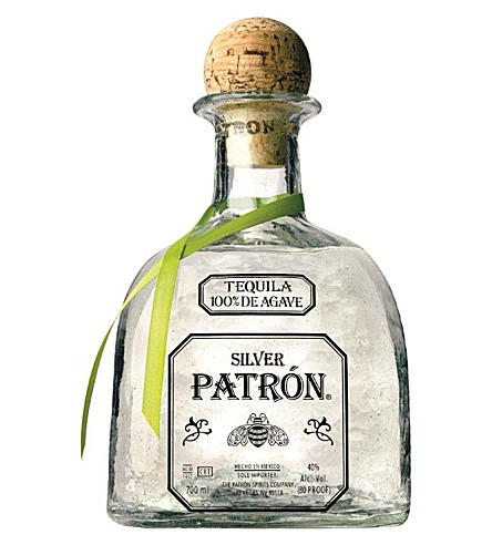 Patron Silver Tequila 700ml £43.29