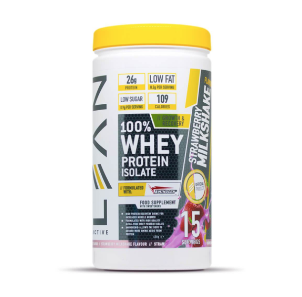 Lean Active Whey Protein