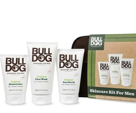 Bulldog Skincare Kit for Men