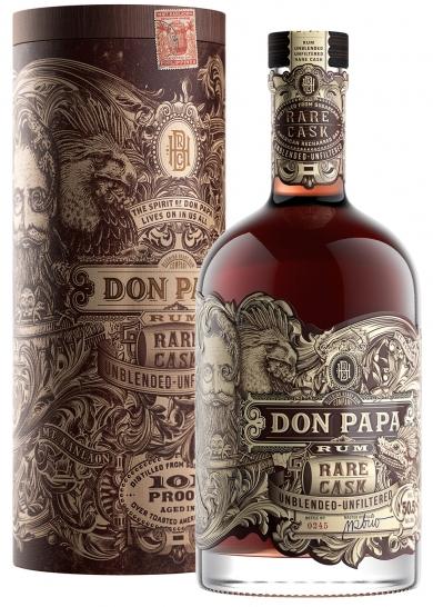 Don Papa Rum Rare Cask 700ml £80