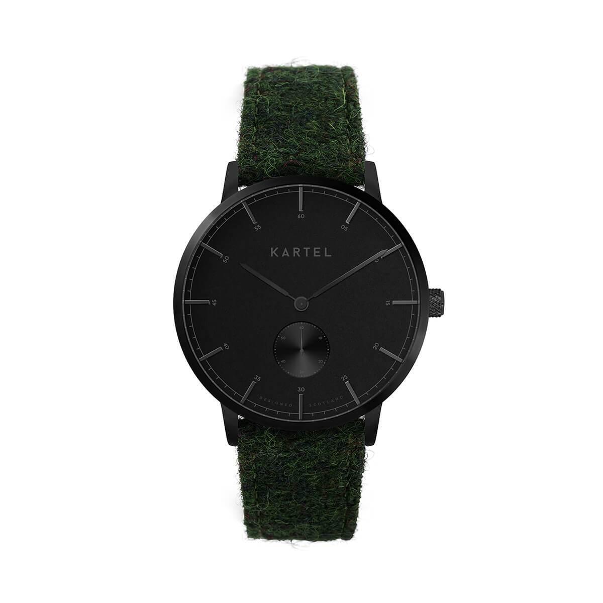 Kartel Tweed Watch £109