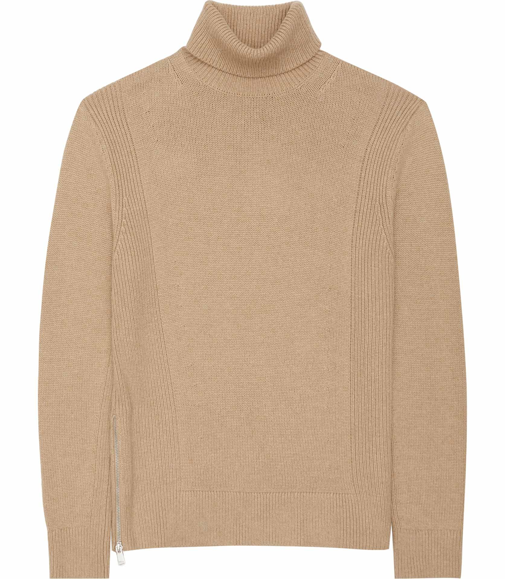 Reiss Camel Roll-neck £125