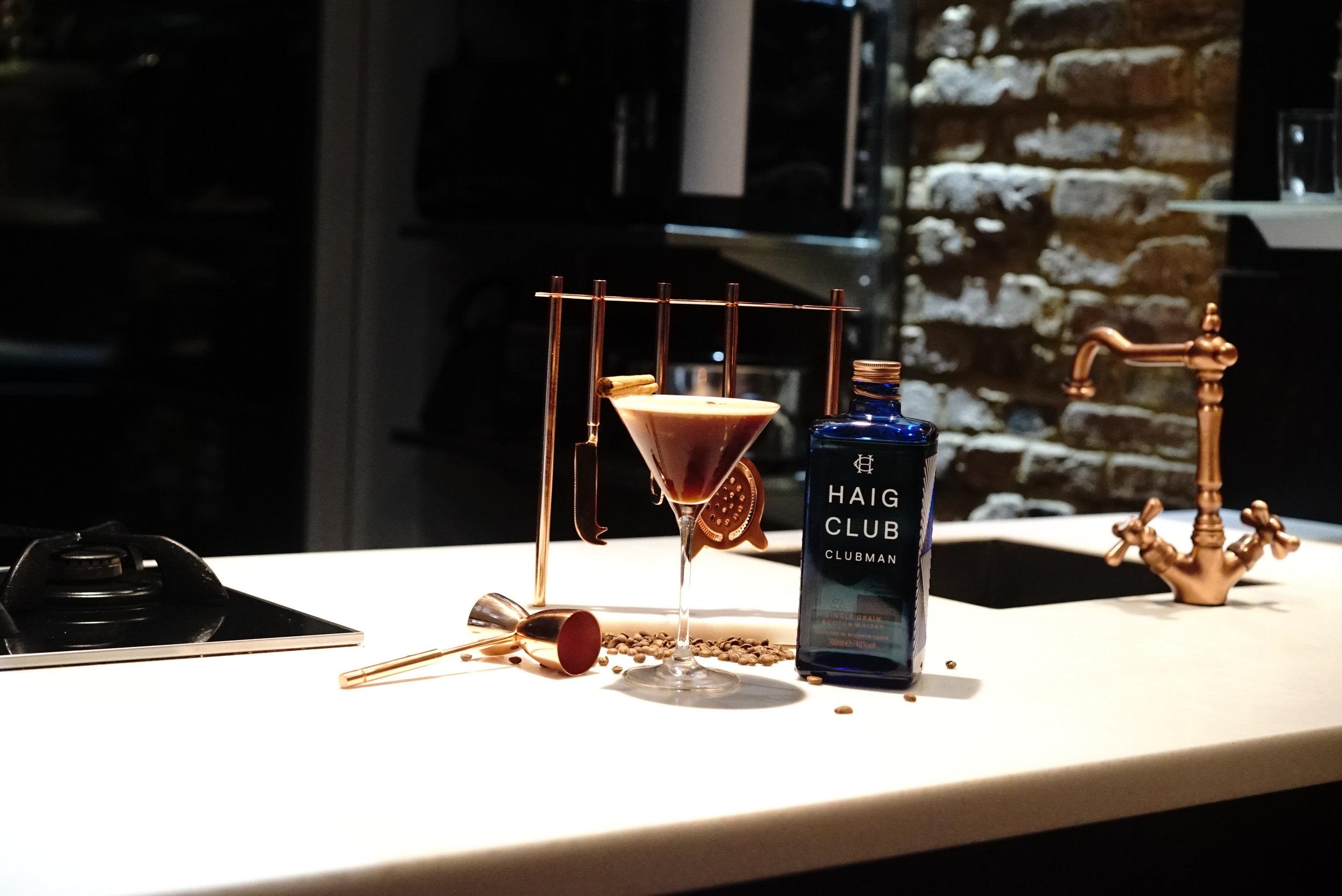 Haig Club Espresso Martini