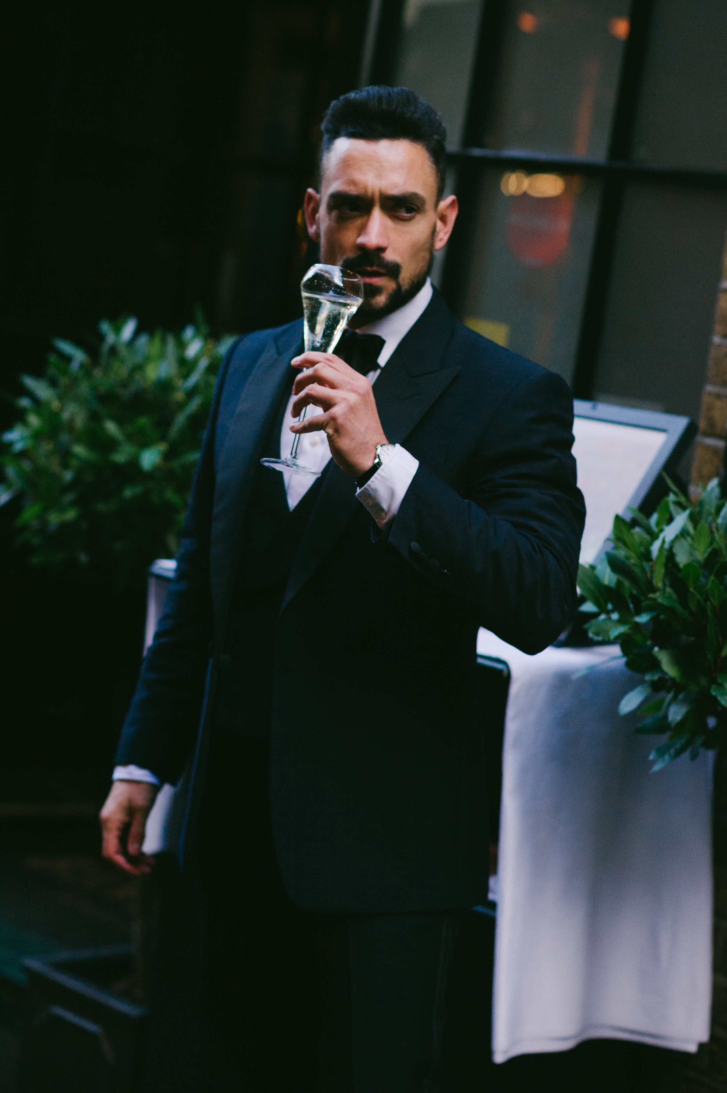 best loved free shipping fast delivery How to Wear a Tuxedo | Men's Style Advice as Featured in GQ ...