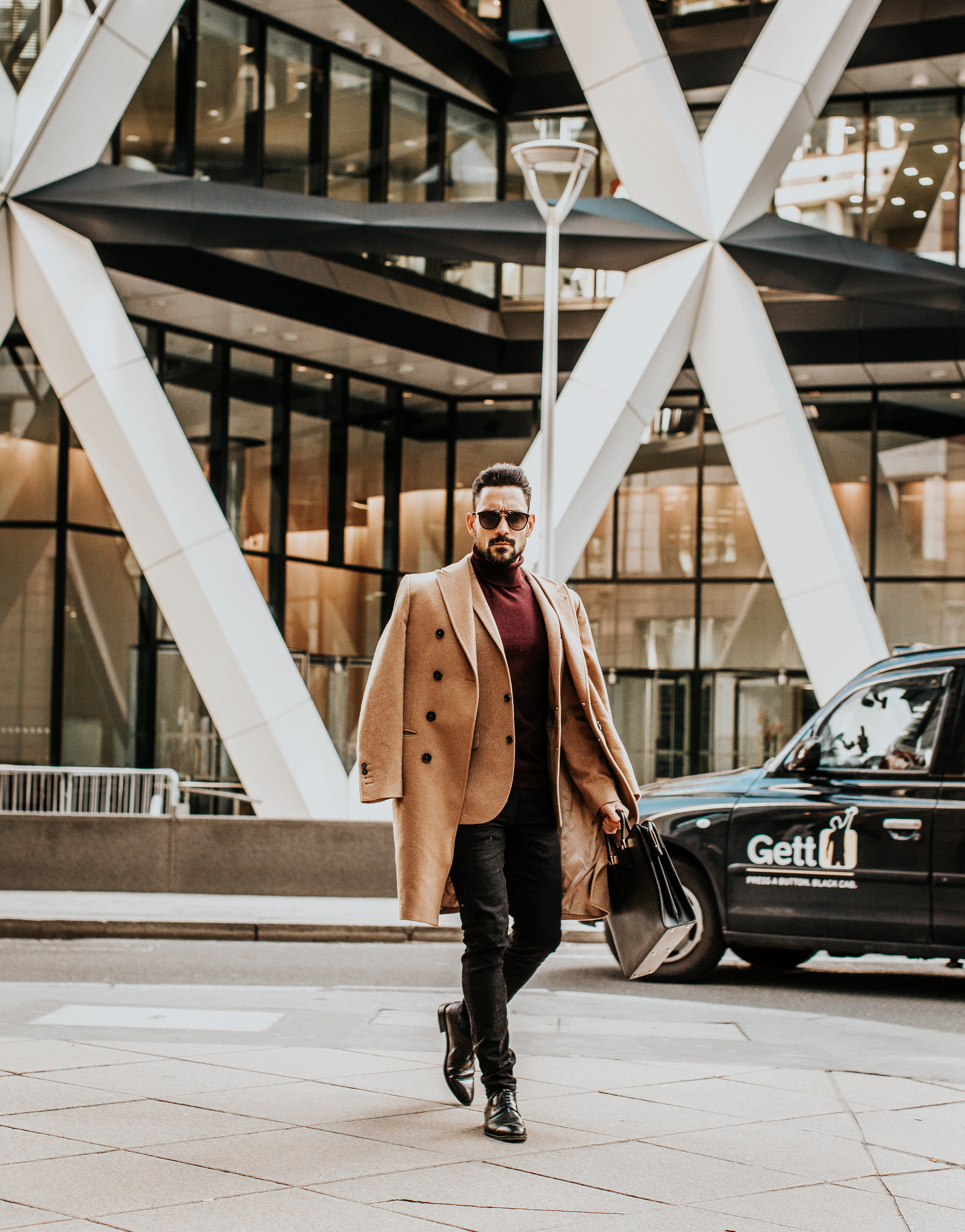 How to Layer Clothes   Men's Style & Fashion   London Street