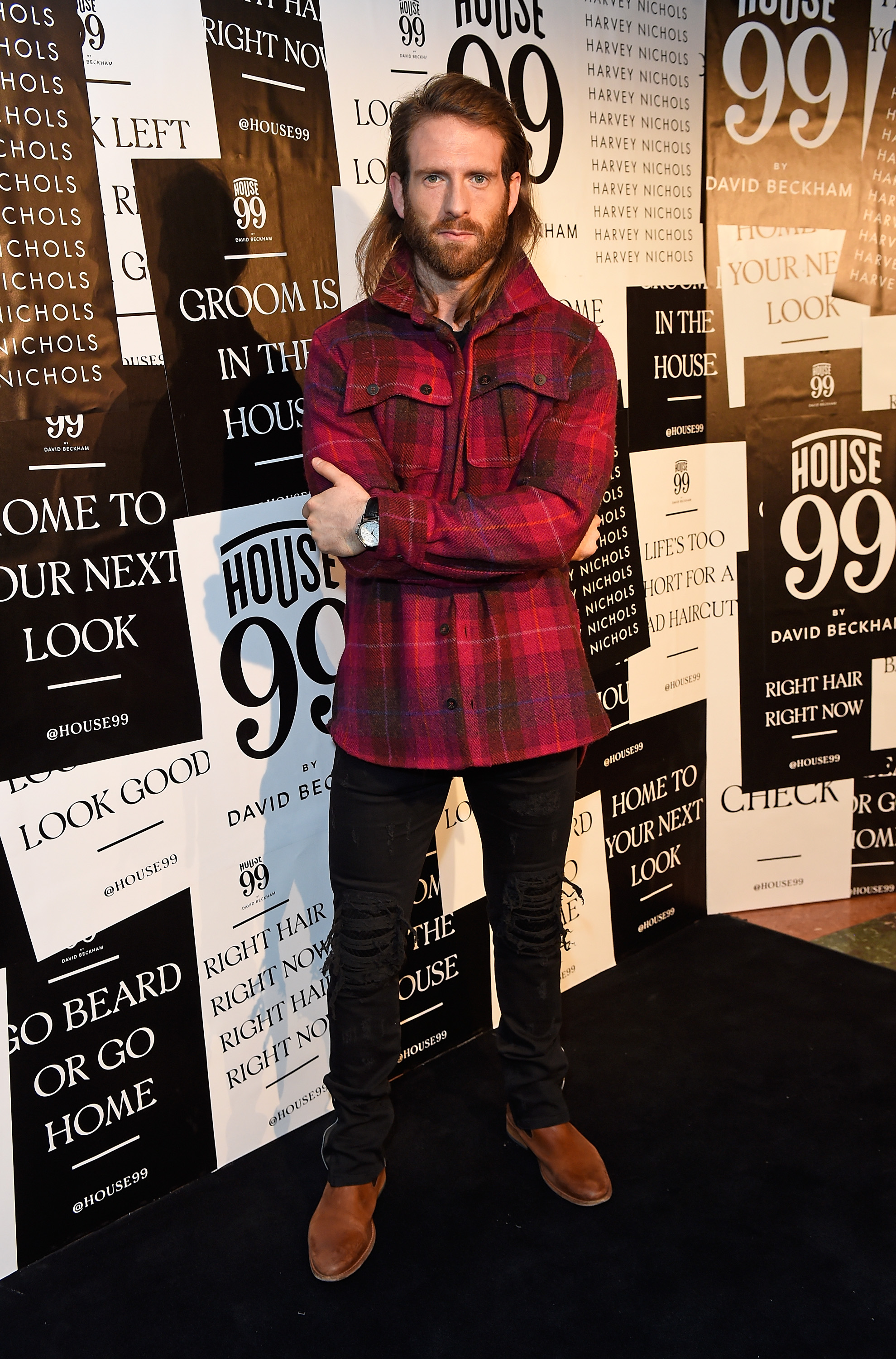 DMB-House 99 brand launch at Harvey Nichols13.JPG