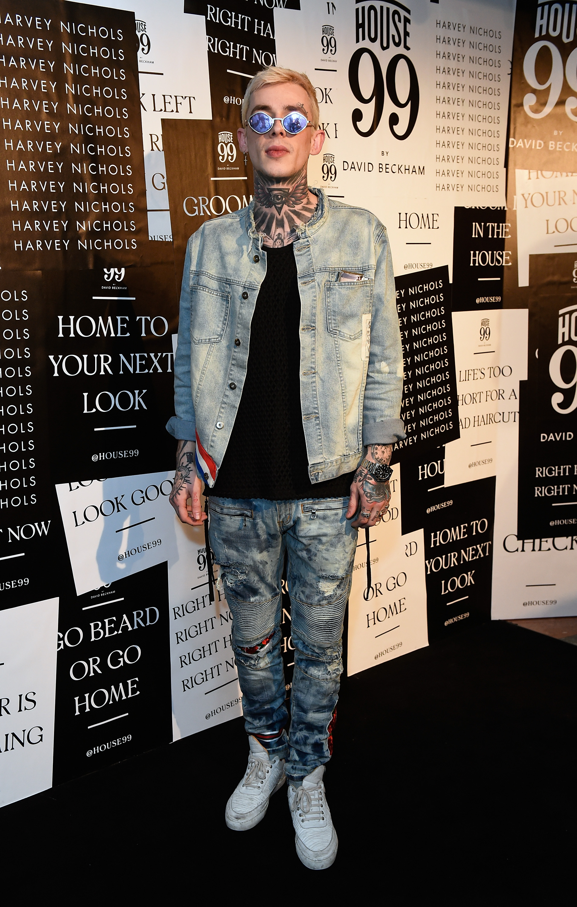 DMB-House 99 brand launch at Harvey Nichols22.JPG