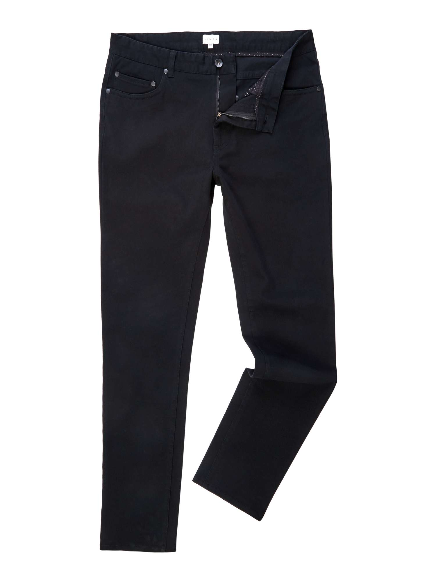Linea Stretch Cotton Trousers SS18