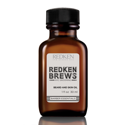 REDKEN BREWS MENS BEARD OIL 30ML