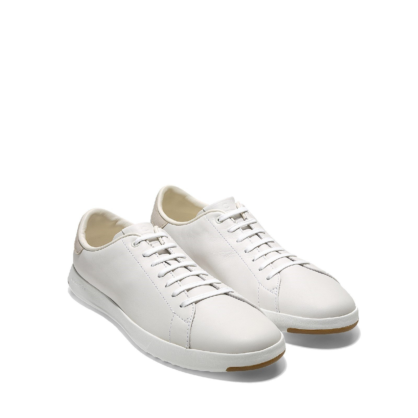 Cole Haan White Grandpro Tennis Shoe