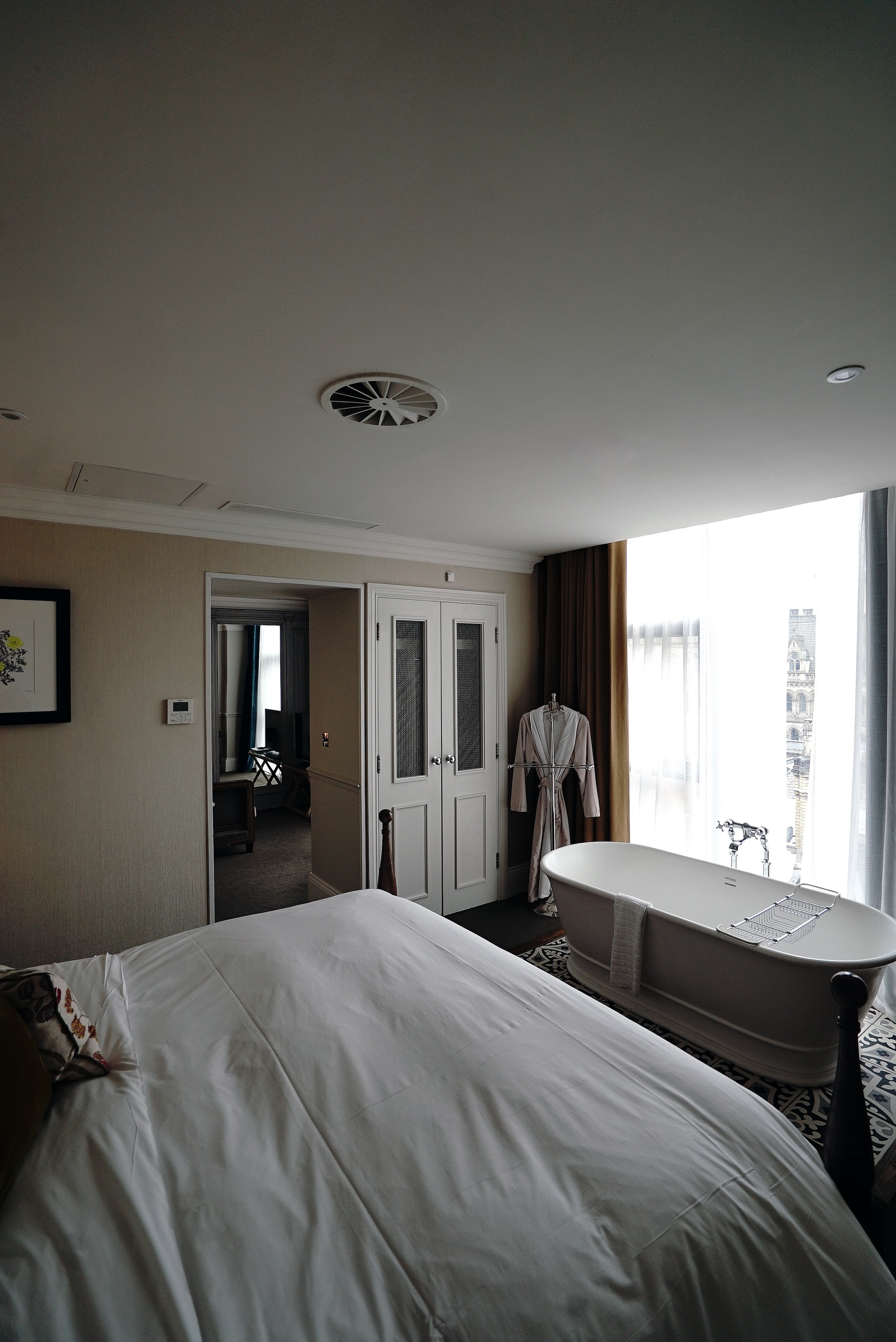 King Street Townhouse Bedroom with Bath view.jpg