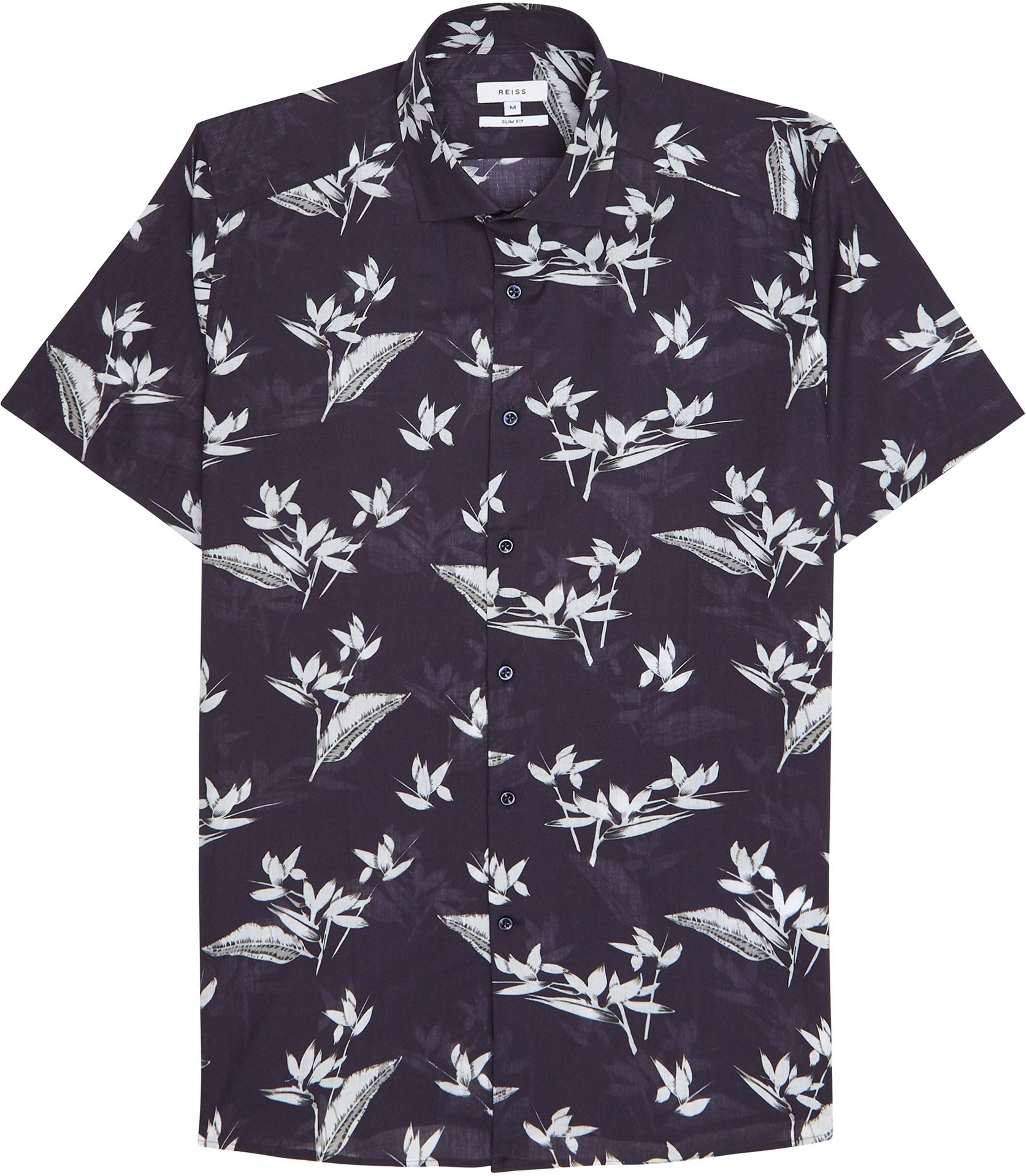 Reiss Floral Shirt