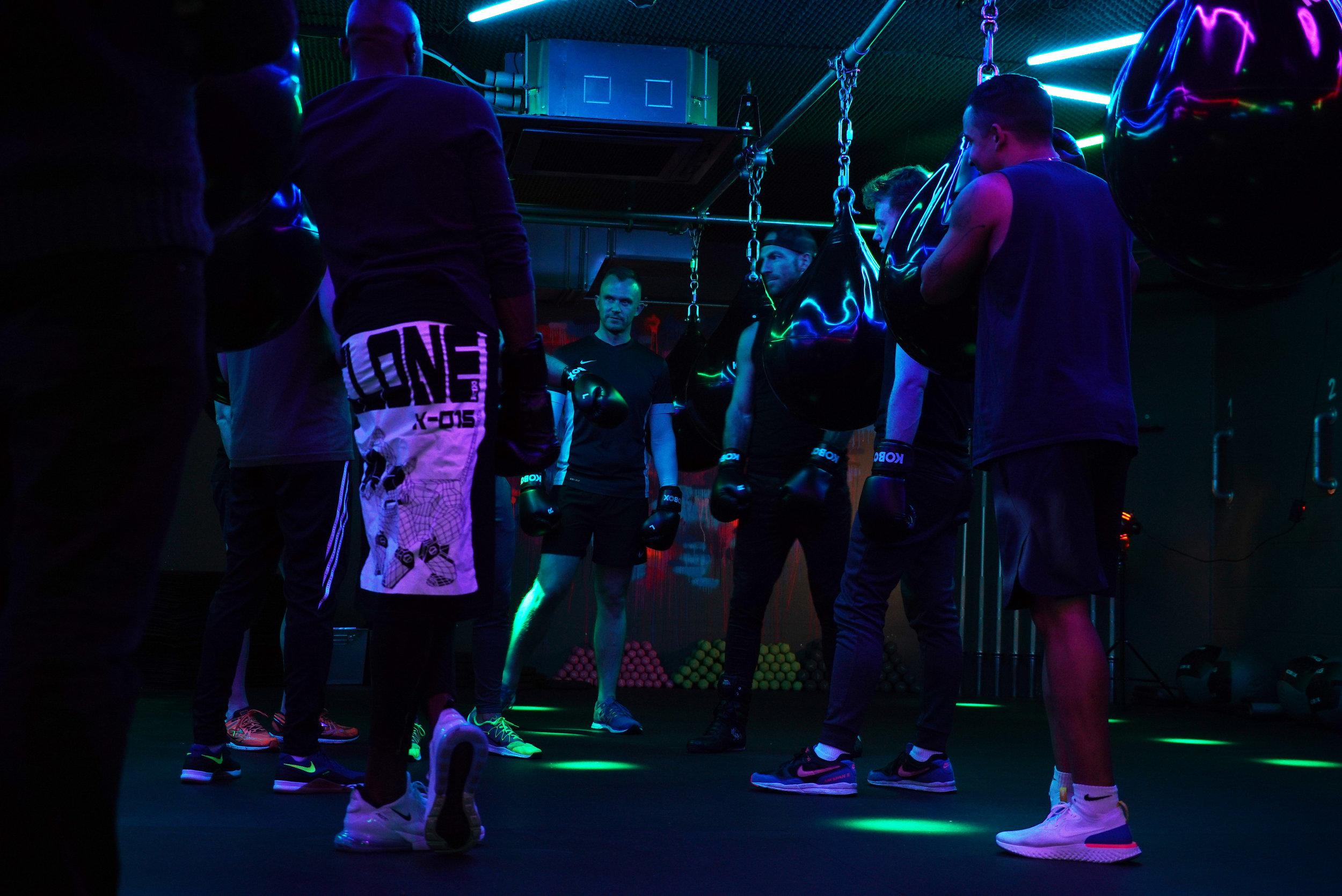 KOBOX Boxing Gym