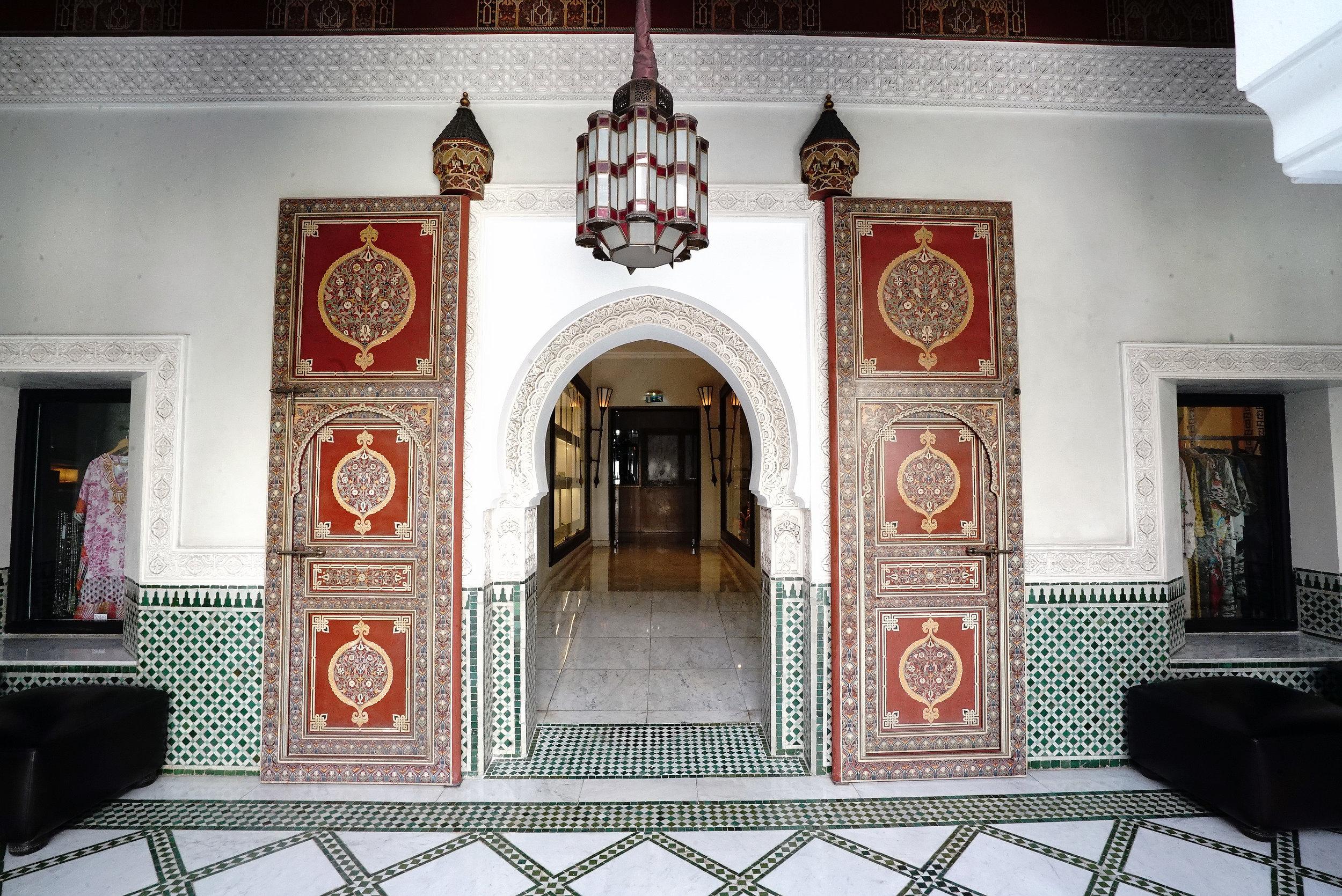 La Mamounia Morocco Shopping.jpg