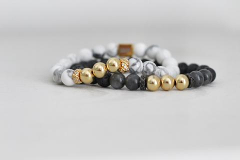 Gentlemens Chuckaboo Bracelet Set