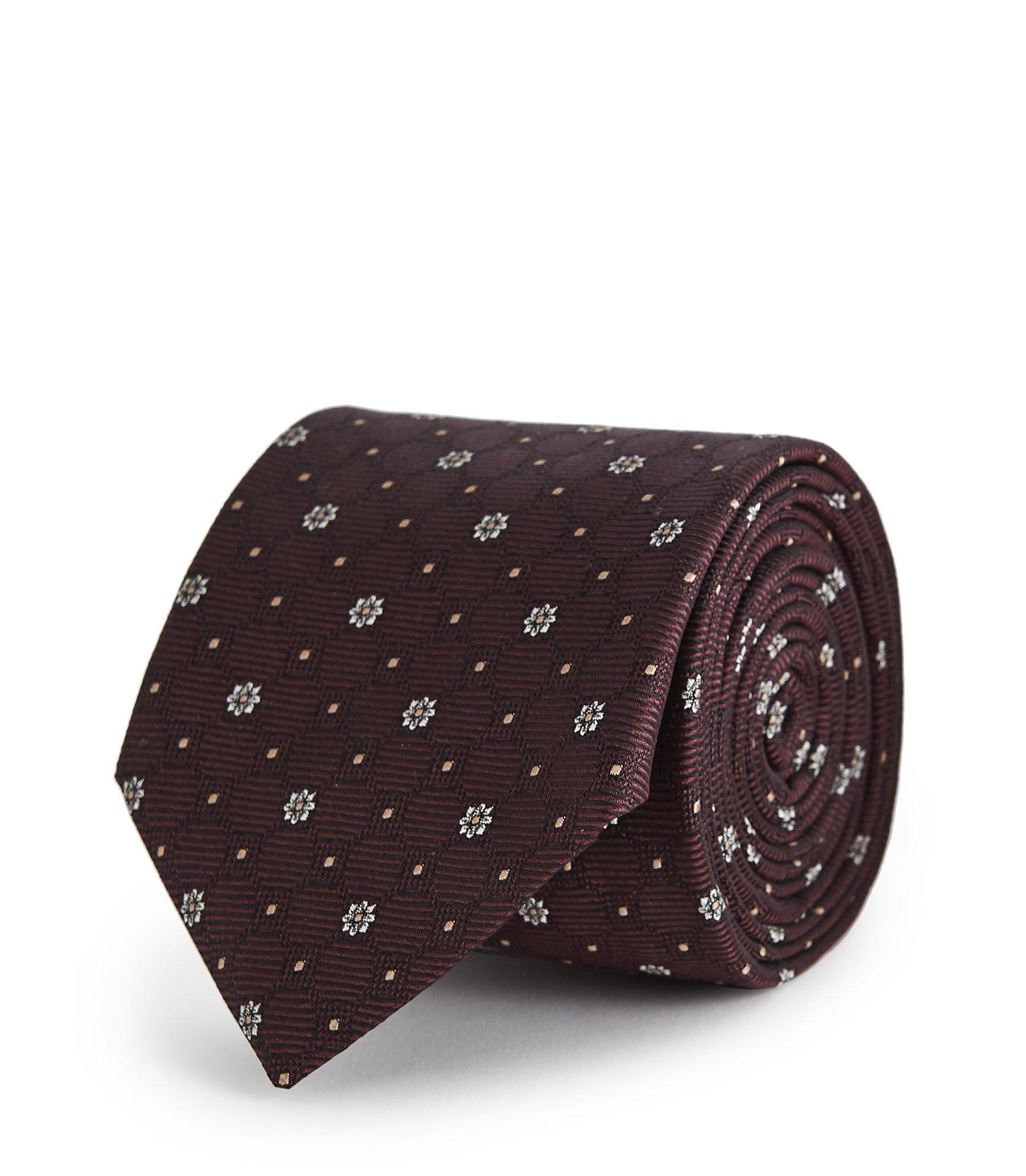 Reiss Burgundy Tie