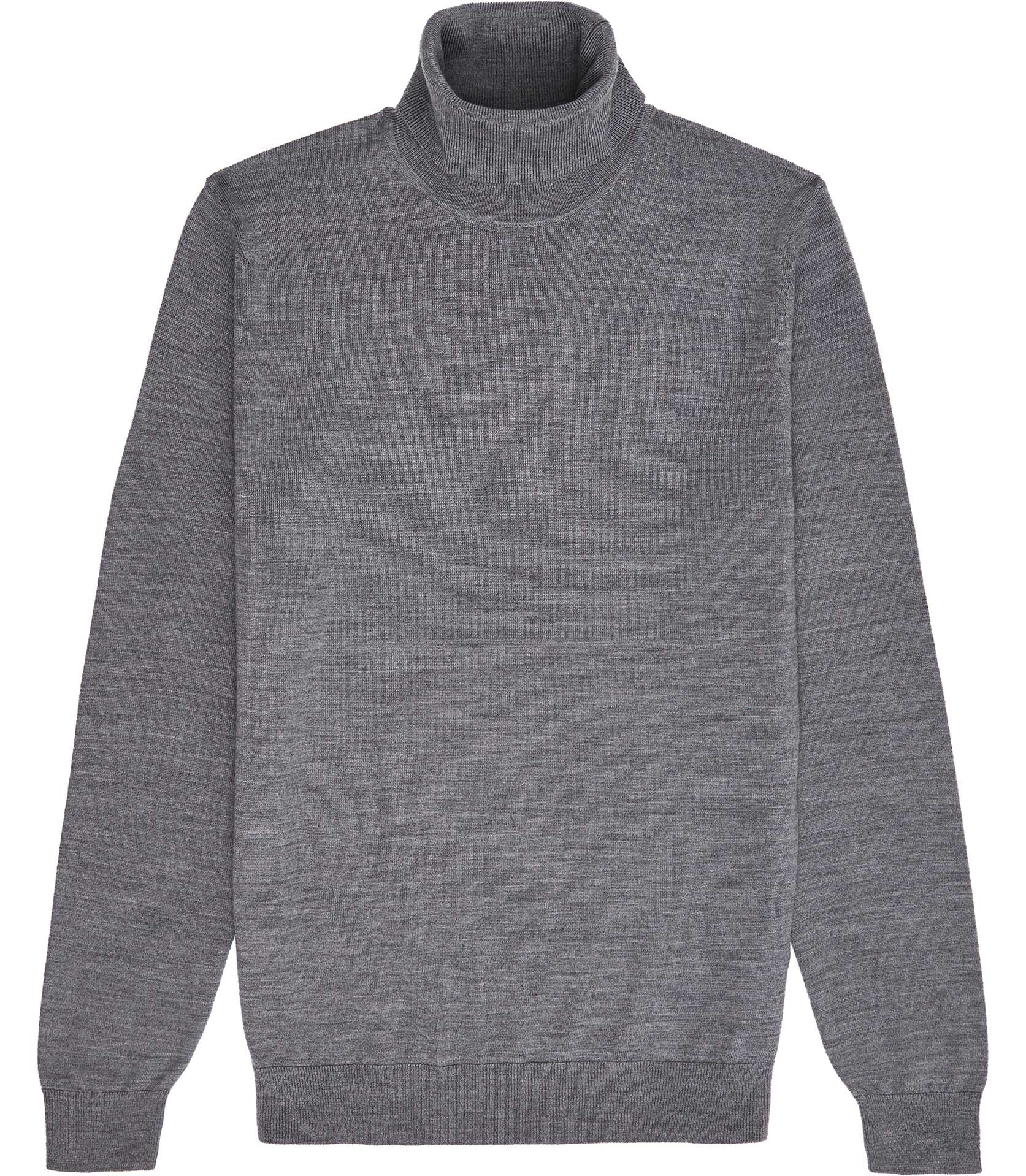 Reiss Grey Rollneck