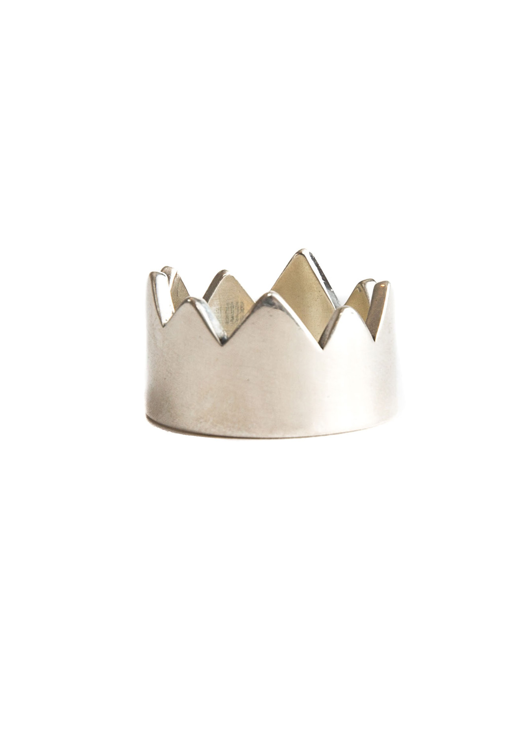 Crown Ring - Serge Denimes