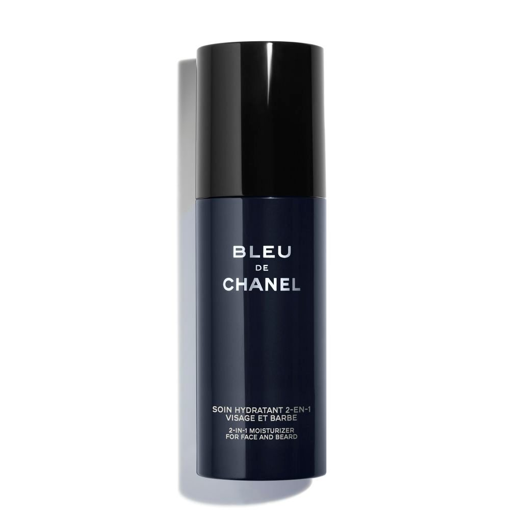 Bleu de Chanel 2-in-1 beard and face moisturiser