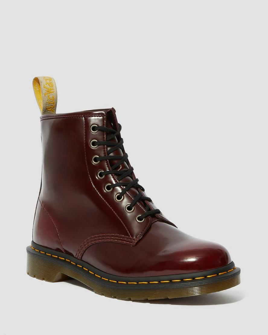 Dr Martens 1460 Cherry Red Vegan