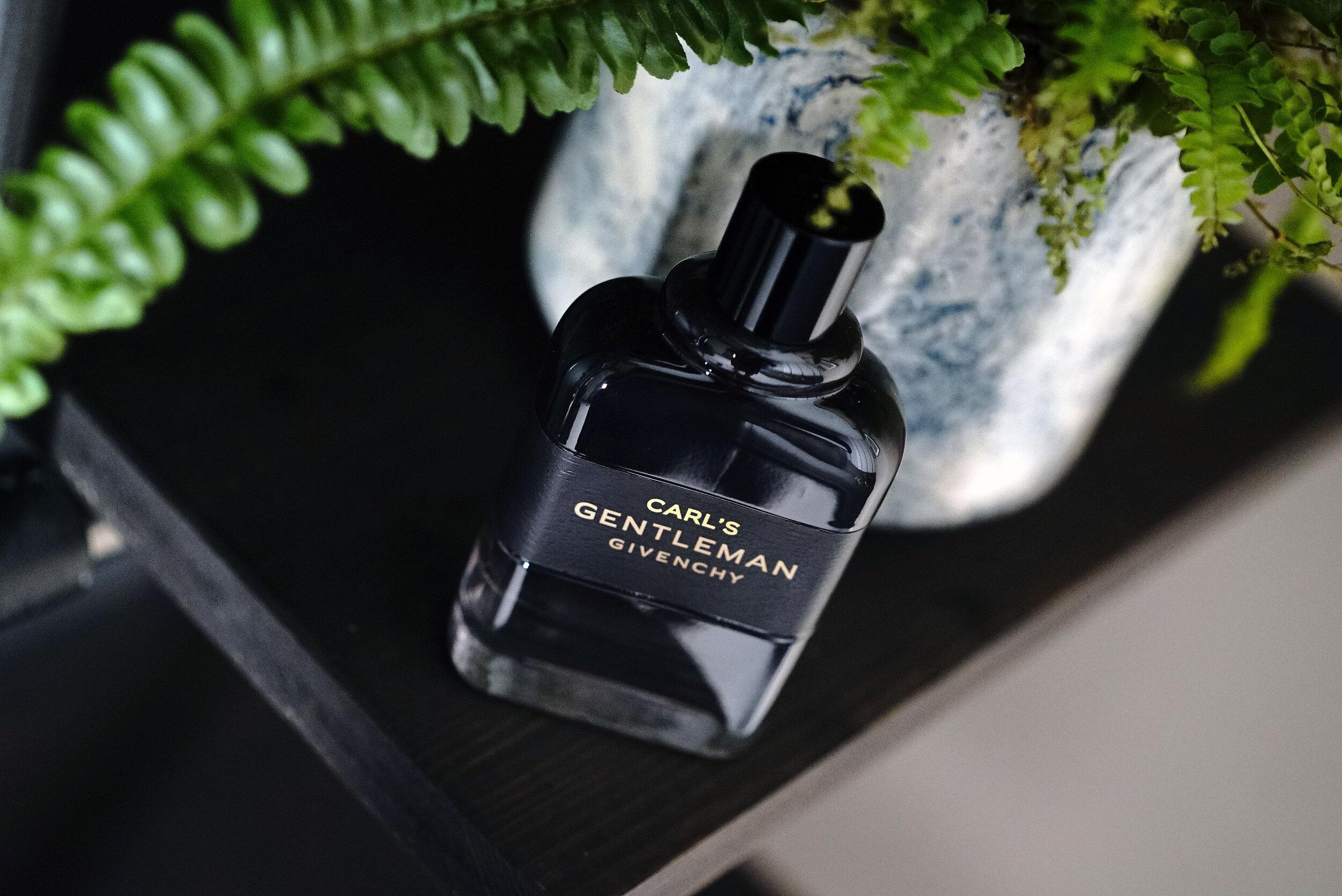 Gentleman Givenchy Eau de Parfum Boisée   Fragrance Review — MEN'S ...