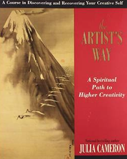 """The Artist's Way by Julia Cameron has also made my list before and it makes the cut again. This book offers insightful excercises to help connect us to our creative selves that have been oppressed by our inner critique, """"nurtured"""" perhaps by different societal norms and expectations of conformity. The recovery emulates and transcends the spiritual Twelve Steps typical of recovery programs. It is wonderful!"""